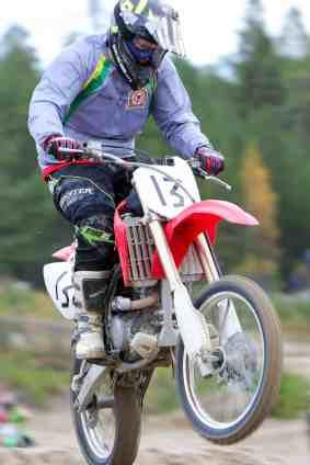 KM Motocross 2017 HAK. Foto: Morgan Grip