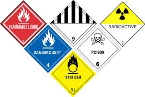 Pavojingi kroviniai