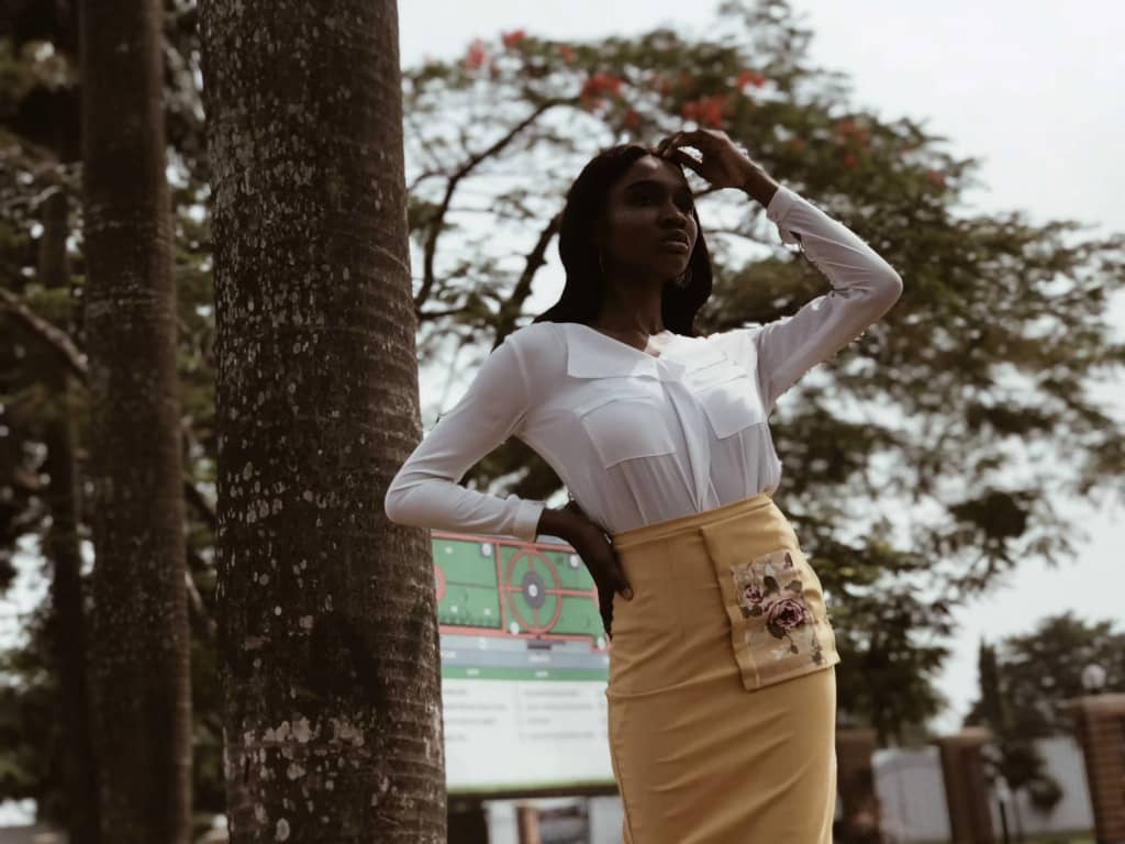 Women's Wear Brand, Baseline By Besidone Releases Debut Collection Titled, 'Migwo'