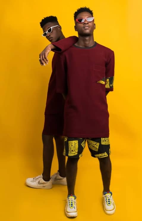 Henri Uduku Gives Us 'Let Me Live' Collection