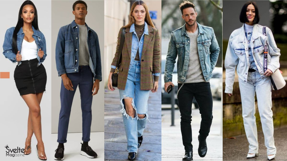 You are currently viewing 9 Ways to Wear a Denim Jacket