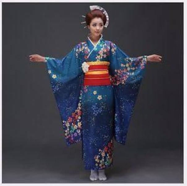 ways you can rock a kimono