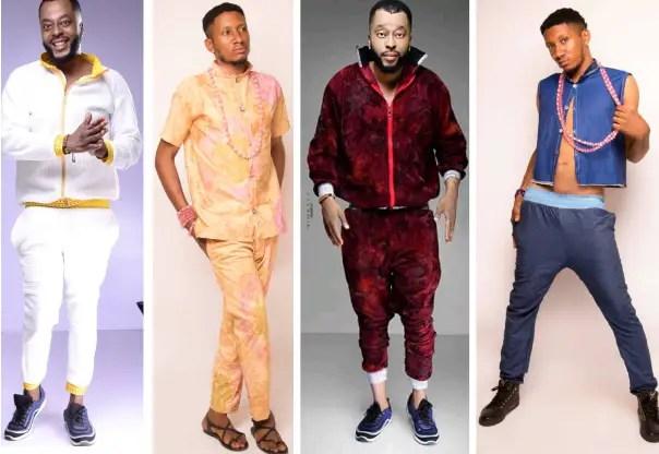 Nala EkenUMBO Drops Gents Collection For The Weekend Dude