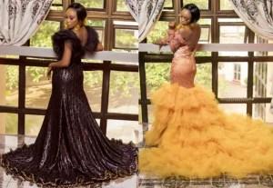 Nala EkeNUMBO Unveils Bridal Collection