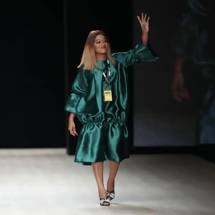 Lanre Da Silva - fashion designers in Nigeria