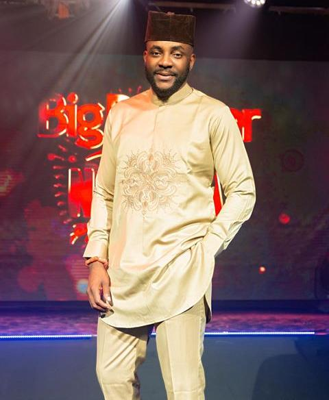 Ebuka Obi-Uchendu at Big Brother Naija