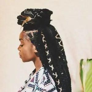 Yarn Braids Hairstyles
