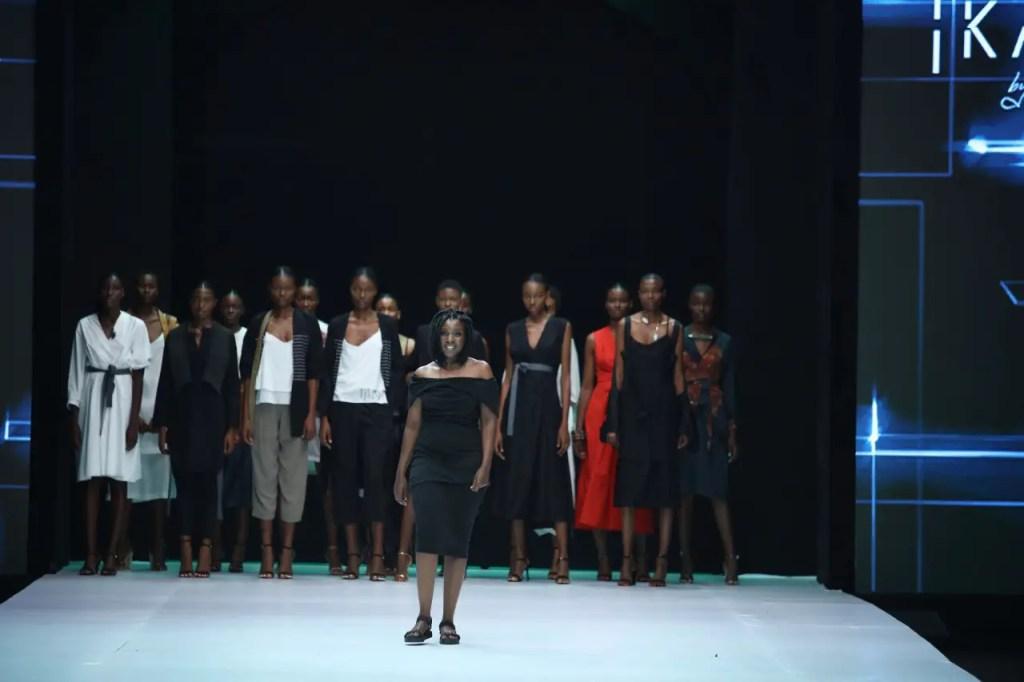 Katush at Lagos Fashion Week Day 2