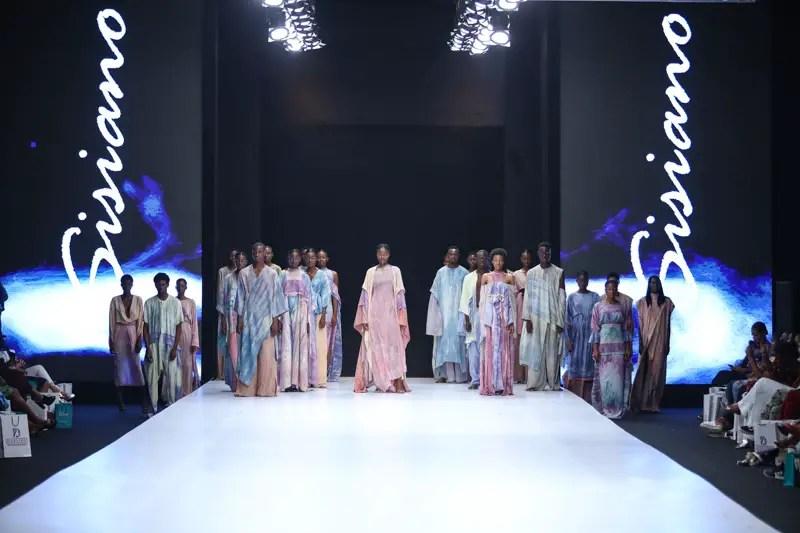 Sisiano at Lagos Fashion Week Day 2