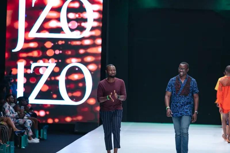 JZO at Heineken Lagos Fashion Week Day 3