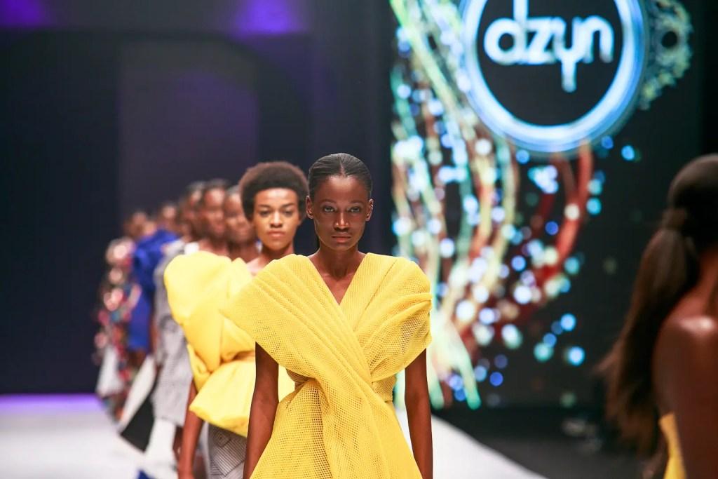DZYN at Heineken Lagos Fashion Week Day 1