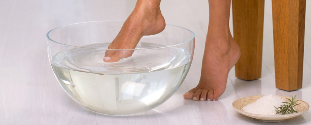 Immerse Your Feet - How to Do a Pedicure At Home
