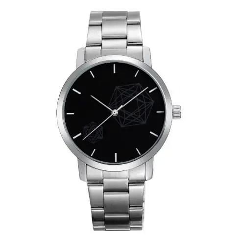 plain wristwatch - Must-have Fashion Accessories for Men