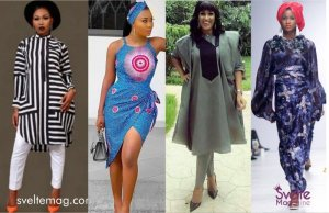 Native Wears For Nigerian Women