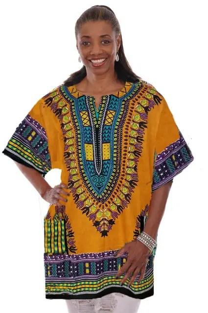 dashiki for women - Native Wears For Nigerian Women