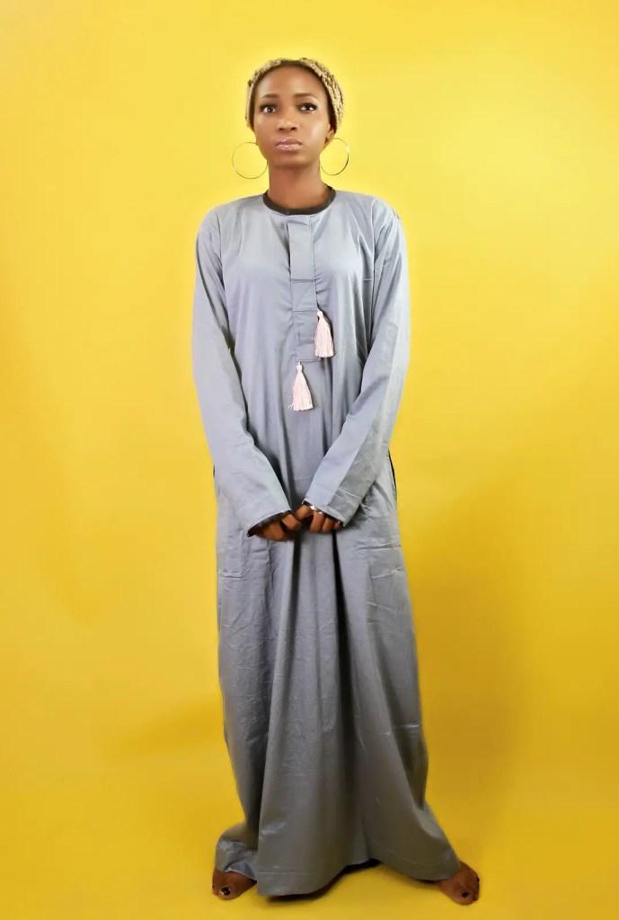 jalabiya for ladies - Native Wears For Nigerian Women