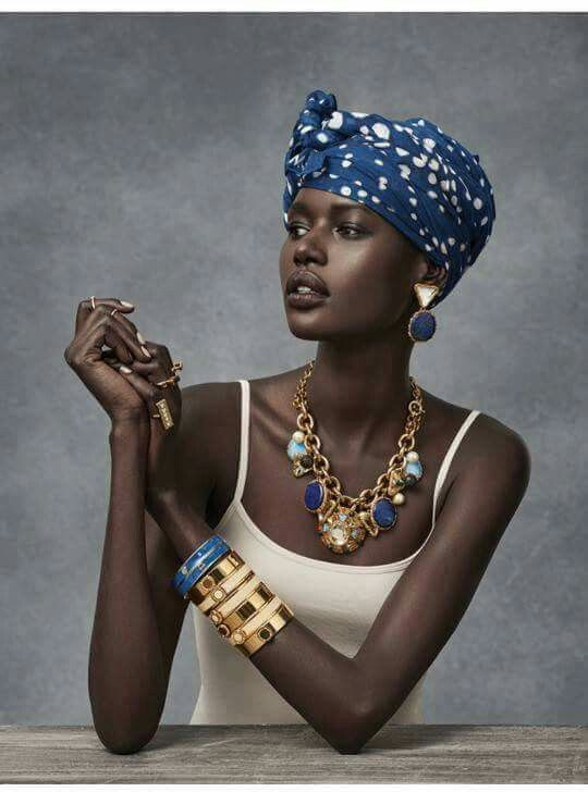 jewelry for African woman