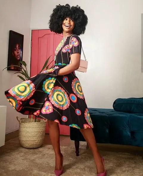 Angel Obasi - Top Fashion Influencers in Nigeria