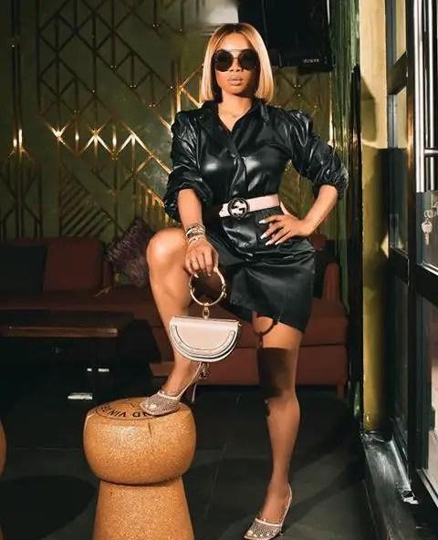 Toke Makinwa - Top Fashion Influencers in Nigeria