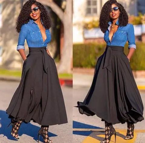 Folake Kuye Huntoon - How to Dress With Style