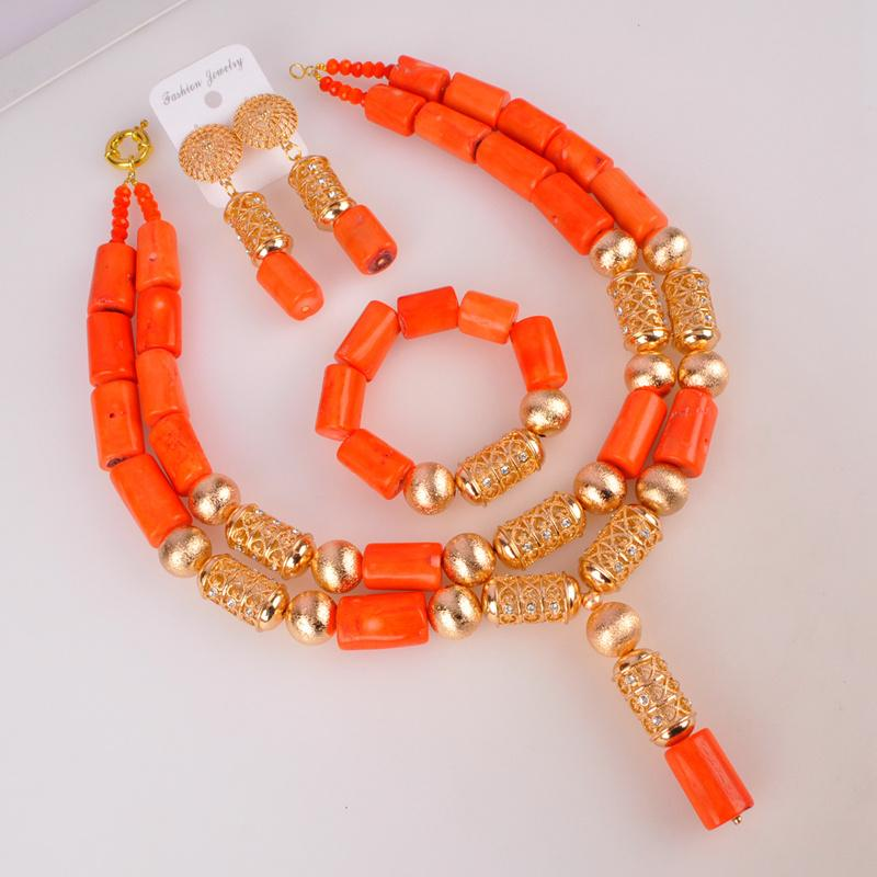 Nigerian coral beads - Nigerian Beads to Spice Up Your Native Wears