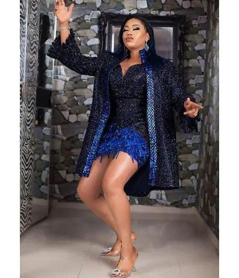 Toyin Lawani - Celebrity Stylists in Nigeria