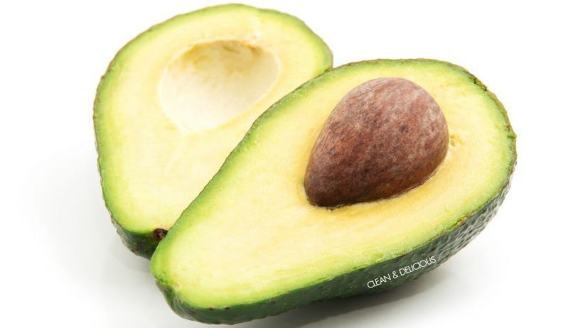 Avocado cut in two - Natural Ways to Lighten Your Skin