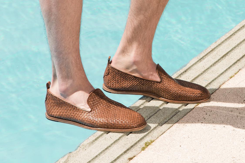 brown espadrilles - Types of Shoes for Men