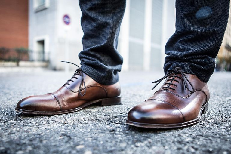 oxford shoes - Types of Shoes for Men