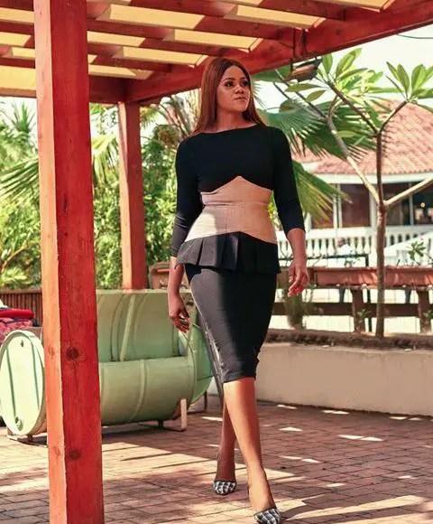 Busola Dakolo rocking a quality work wear - style tips for working-class ladies