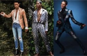 Denola Grey: The Style Icon Who Makes Fashion Artsy