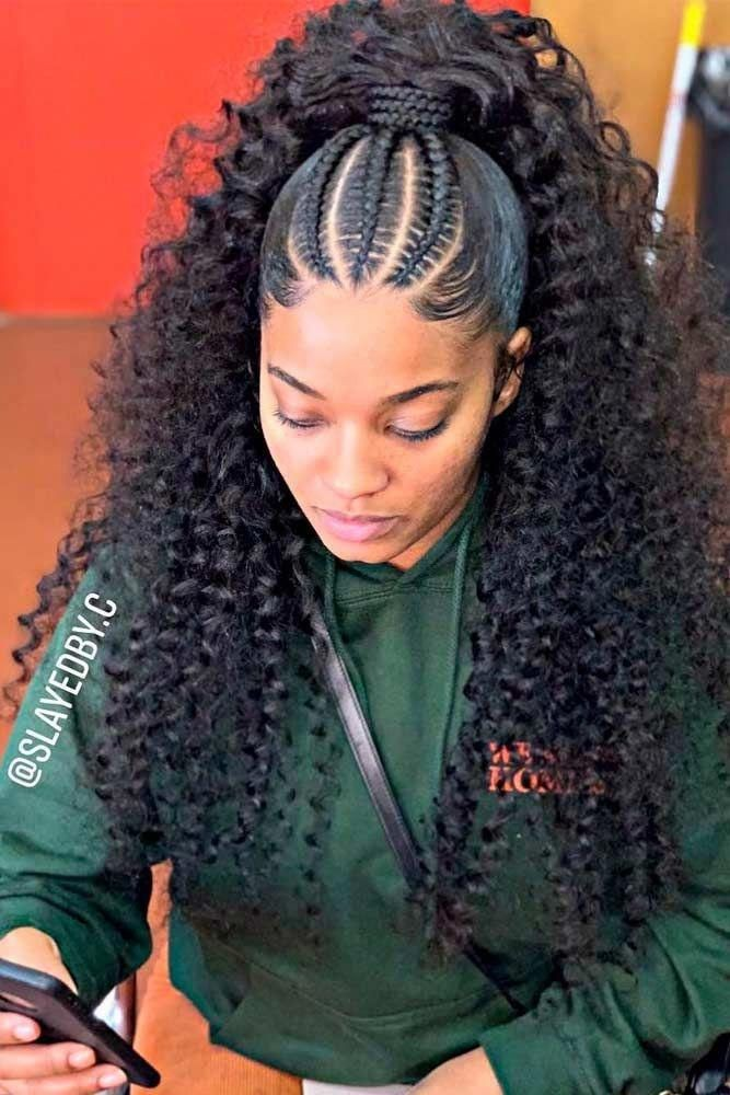 pretty lady with unfinished shuku hairstyle