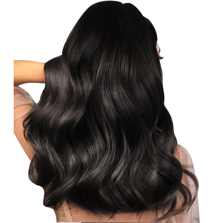 lush human hair weave