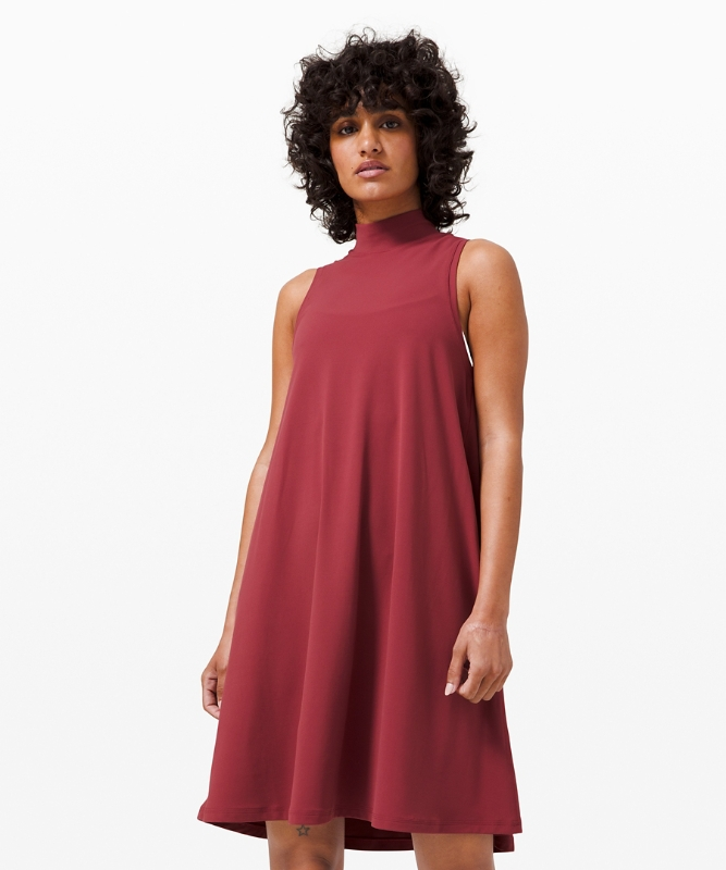 lady in a line dress - 15 Must-have Types of Dresses for Women
