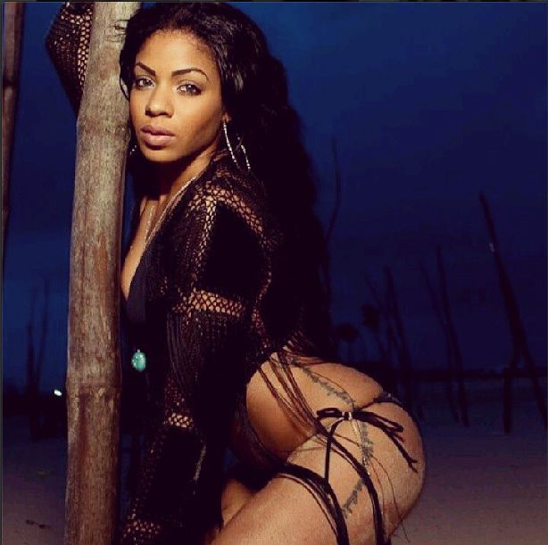 Nigerian video vixen on set - How to Become a Successful Model in Nigeria