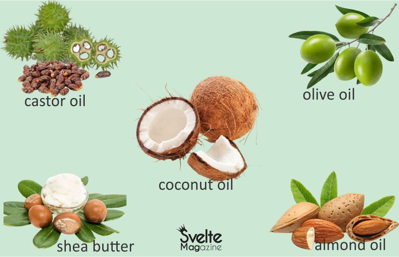 5 Most Effective Natural Oils to Give You a Healthy Skin and Hair