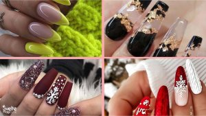 Latest Nail Designs to Glam Up Your Look this Christmas Season