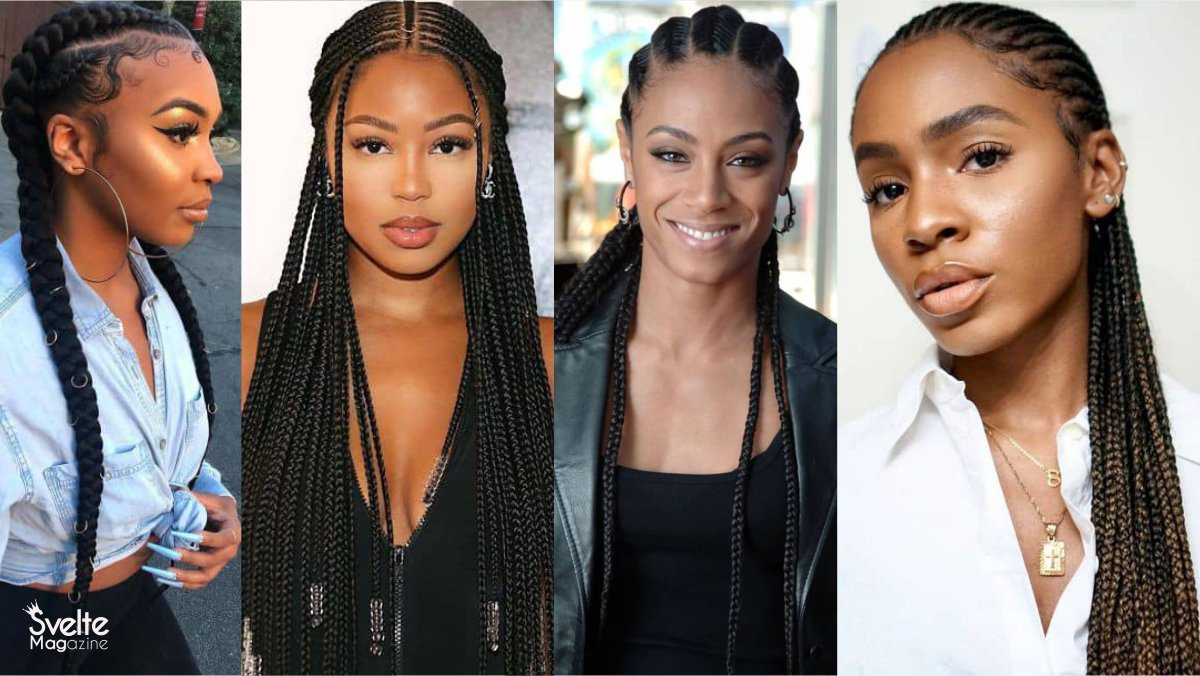 You are currently viewing 45 Gorgeous Cornrows Hairstyles for Beautiful Ladies