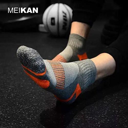 male sports socks