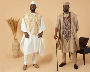 Jurio Luti Launches Agbada Collection titled 'The Royal'
