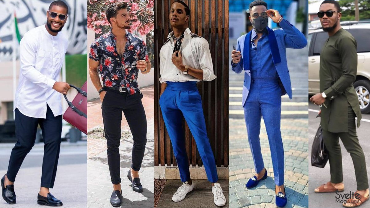 11 Must-have Wardrobe Essentials for Every Man