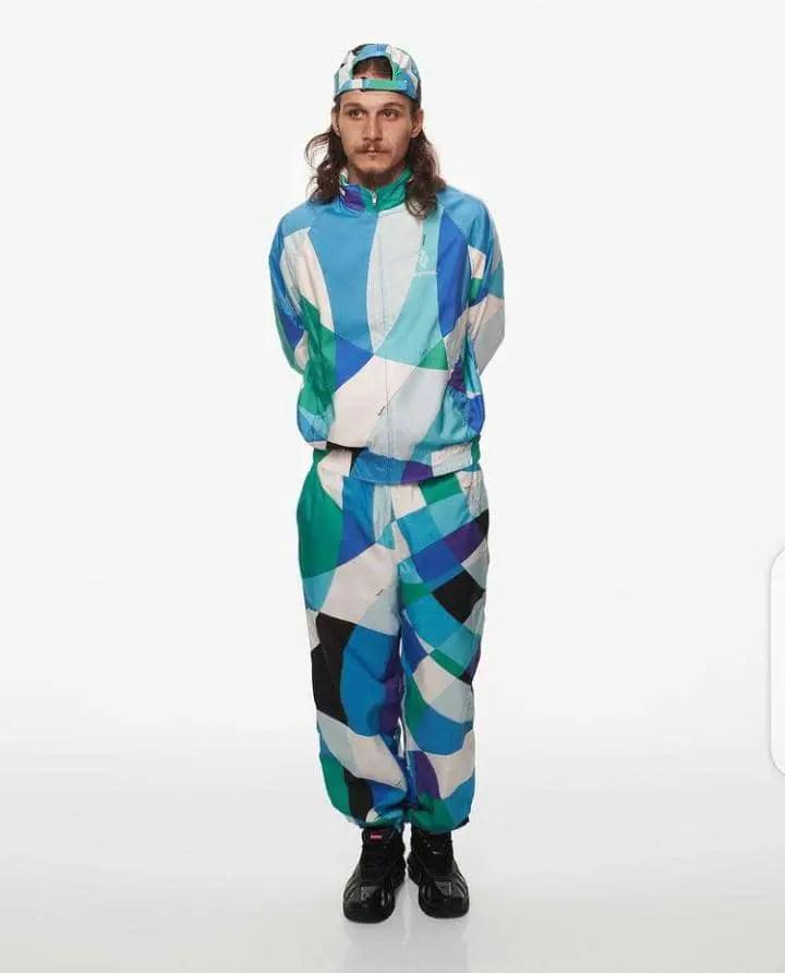 man in streetwear outfit