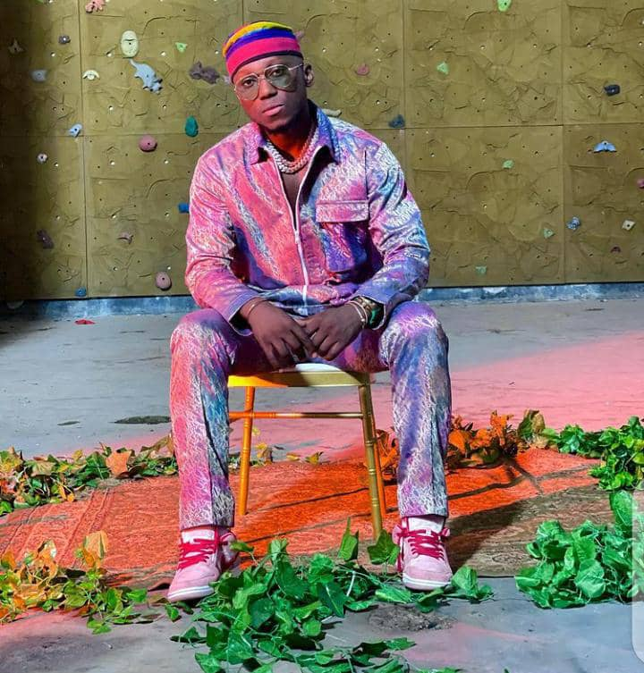 DJ Spinall rocking his unique style