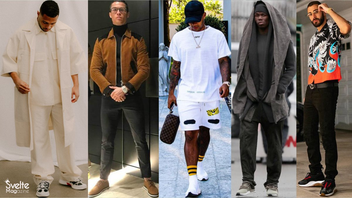 You are currently viewing 12 Stylish Footballers that Kill it Off the Pitch