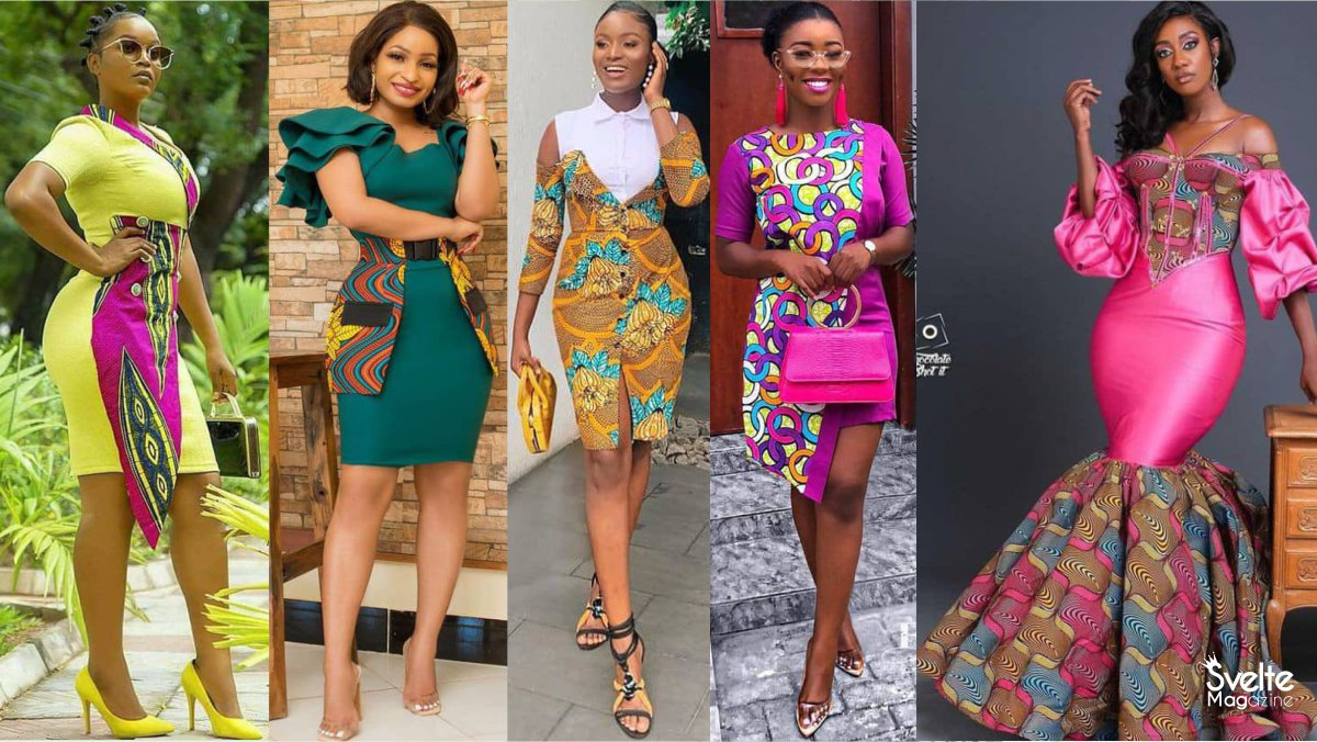 You are currently viewing 30 Mind-blowing Ankara and Plain Material Combination Styles to Inspire You