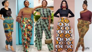 Read more about the article 6 Chic Ways to Rock Ankara Pants and Exude Class and Style