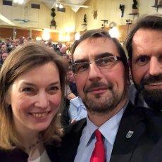 Das Friesland-Trio