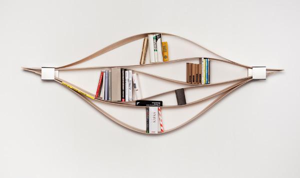 Bookshelf-Curvy