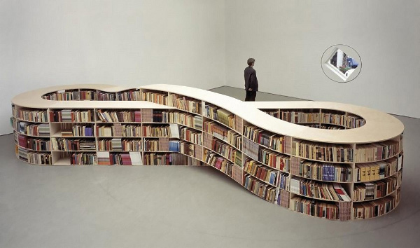 Bookshelf-The-infinity-bookcase