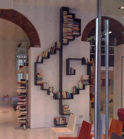 Bookshelf-Treble-clef-bookshelf